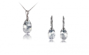 Set Armonia Argint925 Diamond