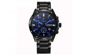Ceas barbatesc Curren 8021 - JW394n albastru