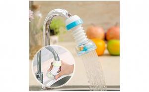 Duza extensibila pentru robinet 1+1
