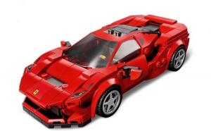 LEGO SPEED CHAMPIONS FERARRI F8 TRIBUTO