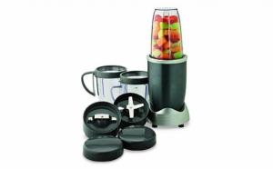 Shaker de fructe si legume: toaca, marunteste, macina si elibereaza nutrientii benefici pentru o masa sanatoasa, la doar 349 RON in loc de 599 RON
