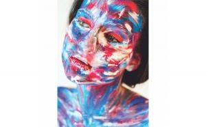 Tablou Canvas Colorful Dream, 70 x 100 cm, 100% Poliester