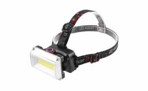 Lanterna Led multifunctionala, lumina alba, rosie sau verde. Se poate monta pe bicicleta(suport inclus)