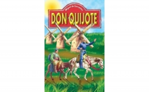 Don Quijote, autor