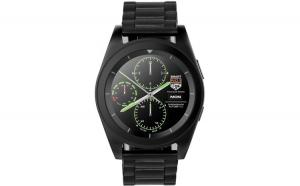 Ceas Smartwatch G6 Business Class, Bluetooth 4.0, pentru IOS si ANDROID