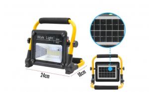 Proiector solar mobil 50W