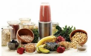 Shaker de fructe si legume: toaca, marunteste, macina si elibereaza nutrientii benefici pentru o masa sanatoasa, la doar 265 RON in loc de 599 RON