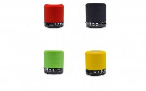 Mini boxa compacta WS-631, Bluetooth, USB, Radio