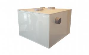 Separator de hidrocarburi, DEO 1, culoare gri, 150 litri
