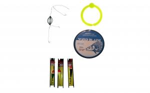Set consumabile pescuit sportiv, Pescuit de reduceri