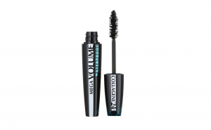 Rimel L'Oreal Paris Mega Volume Collagene 24H Mascara, Black, Waterproof, 9 ml