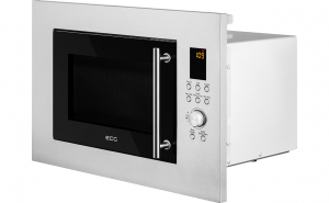 Cuptor cu microunde incorporabil ECG MTD 2390 VGSS, 23 L