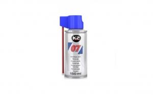 Spray lubrifiant 007 150 ml 0715, K2