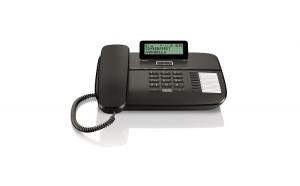 Telefon fix analogic Gigaset DA710 negru