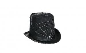 Palarie pentru Halloween, neagra