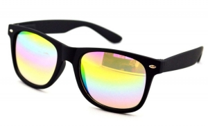 Ochelari de soare cu lentile semi-transparente sidefate Passenger