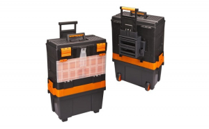 """18"""" Workshop Trolley Tool Box with"""