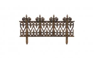 Set 5 bucati gard decorativ pentru curte, gradina