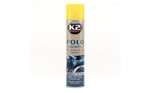 K2 Spray Silicon Polo Cockpit Fresh