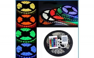 Banda LED cu telecomanda, Cadouri Craciun, Prieteni