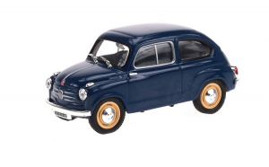 Machete auto Fiat 600 - 1957 1:43