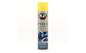 K2 Spray Silicon Polo Cockpit Cirese