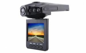 Camera Video Auto/Masina cu Inregistrare HD, Infrarosu, DVR si Display 2,5 Inch TFT Martor Accident, cu Senzor de Miscare C26, la doar 80 RON in loc de 177 RON