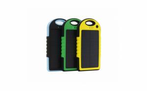 Baterie externa solara 10000mAh