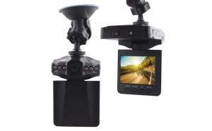 Camera video auto, Portable DVR, Ecran