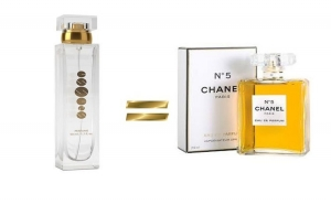 Apa de parfum marca alba  W143 marca ESSENS Interpretare  CHANEL  NO 5