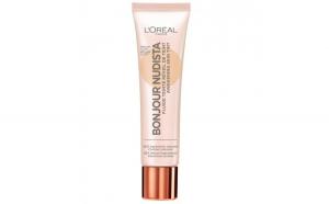 BB Cream L Oreal Paris Bonjour Nudista, Medium Light, 30 ml