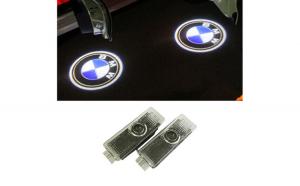 Lampi led logo portiere dedicate BMW