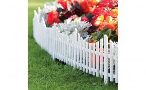 Set 4 bucati gardulet decorativ din plastic, dimensiuni 60,5 lungime x 32,5 cm inaltime