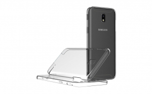 Husa Samsung S8 Full TPU 360 protect, transparent