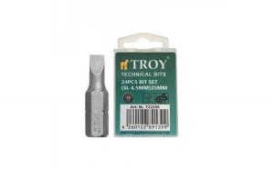 Set de biti drepti Troy T22206, SL4.5,