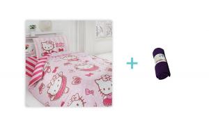 Lenjerie Hello Kitty Ballerine + 1