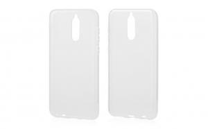 Husa de protectie silicon Huawei Mate 10 Lite / Honor 9I / 6/ Novia 2I Tpu 0.3 mm, Transparent