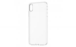 Husa Baseus Simplicity, Flexibila, Transparenta, pentru iPhone XS / X