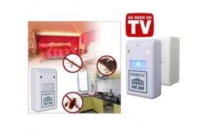 Aparat anti daunatori Pest Repelling + Perdea anti insecte Magic Mesh Stoc Limitat, la doar 59 RON in loc de 109 RON.