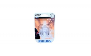 Bec lampa frana 12065B2 Philips W21W, Vision