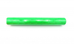 Etichete autoadezive de pret, verde