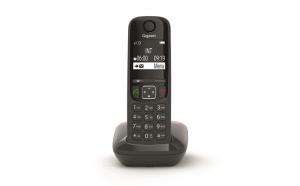 Telefon fara fir DECT Gigaset AS690 negru