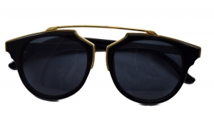Ochelari de soare Passenger ZS Bleumarin - Negru