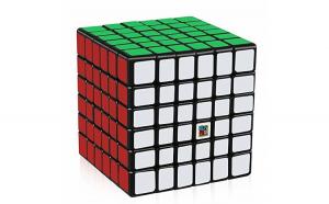 Cub Rubik 6x6x6 MoYu Black