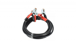 Cablu de transfer curent / de pornire camion calitate premium 3metri 1x25mm set 2buc