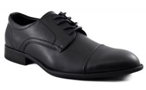 Pantofi barbatesti negri eleganti #1