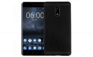 Husa Air cu perforatii Nokia 6  Negru