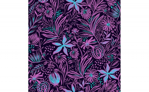 Tablou Canvas cu Flori 020 40 x 40 cm