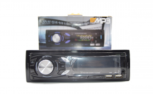 Radio MP3 player auto 211 cu Bluetooth 50 Wx4 cu SD, USB, AUX,