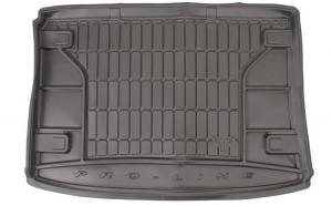 Tava portbagaj dedicata FIAT QUBO 02.08- proline
